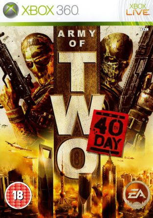Army of Two The 40th Day PSX Shop
