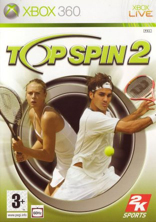 Top Spin 2 PSX Shop