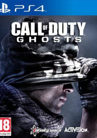 Call of Duty: Ghosts PSXShop