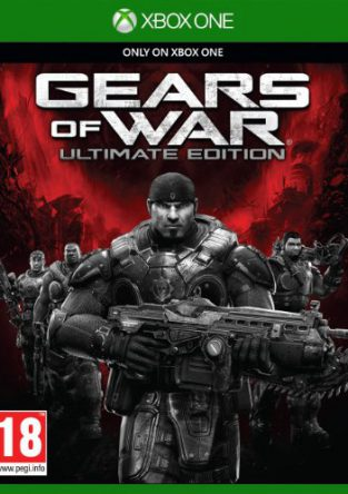 Gears of War Ultimate Edition PSXShop