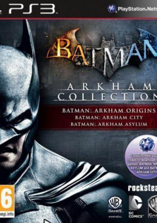 Batman Arkham collection PSXShop