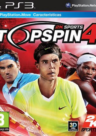 Topspin 4 PSXShop