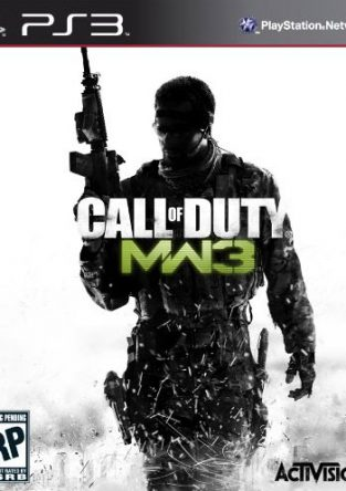 Call of Duty MW3 PSXShop
