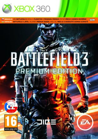 Battlefield 3 Premium Edition PSX Shop
