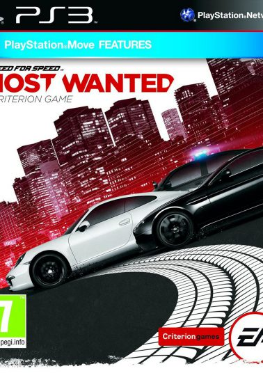 Need for Speed Most Wanted Limited Edition PSX Shop