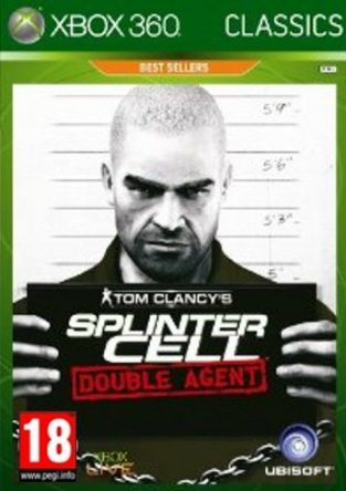 Splinter Cell: Double Agent PSX Shop